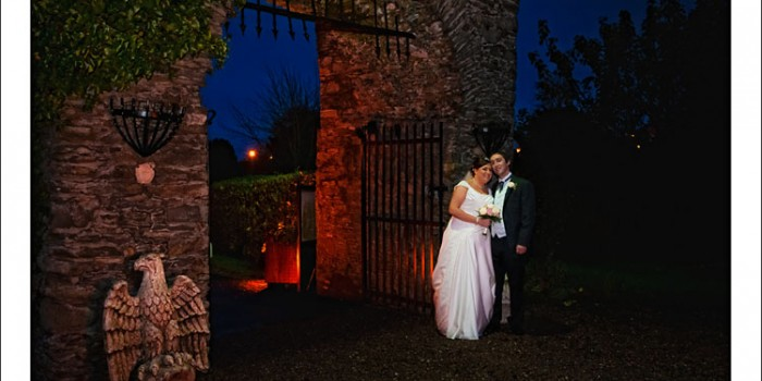 Catriona & Chris - Darver Castle 31st Oct
