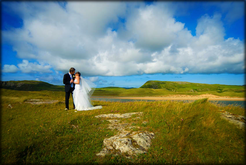 Blast from the past - Donegal wedding of Enika & Conor