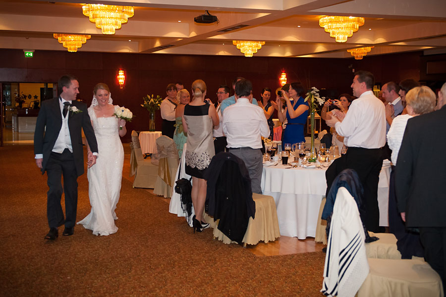 Polly & Ken - Myshall & Lord Bagenal Hotel