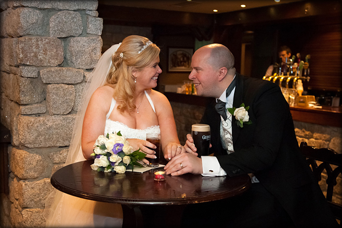 Feedback from Louise & Ciaran (Mount Wolesley Hotel)