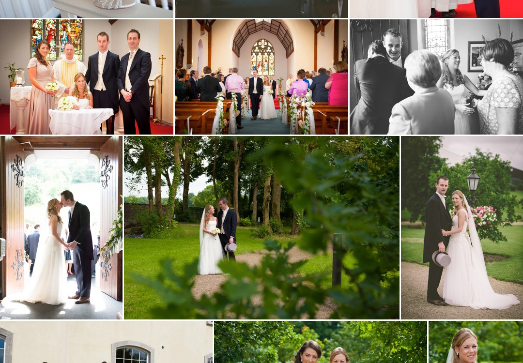 Louise & James - Clonabreany House
