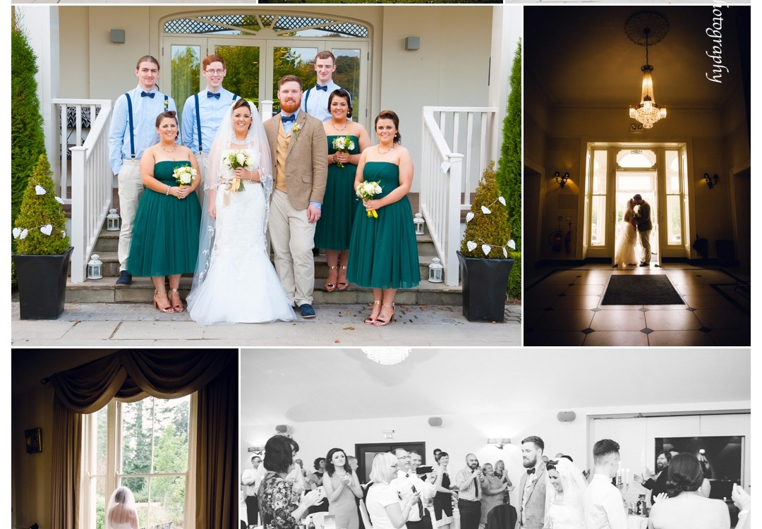 Becky & Greg - Summer wedding in Tulfarris