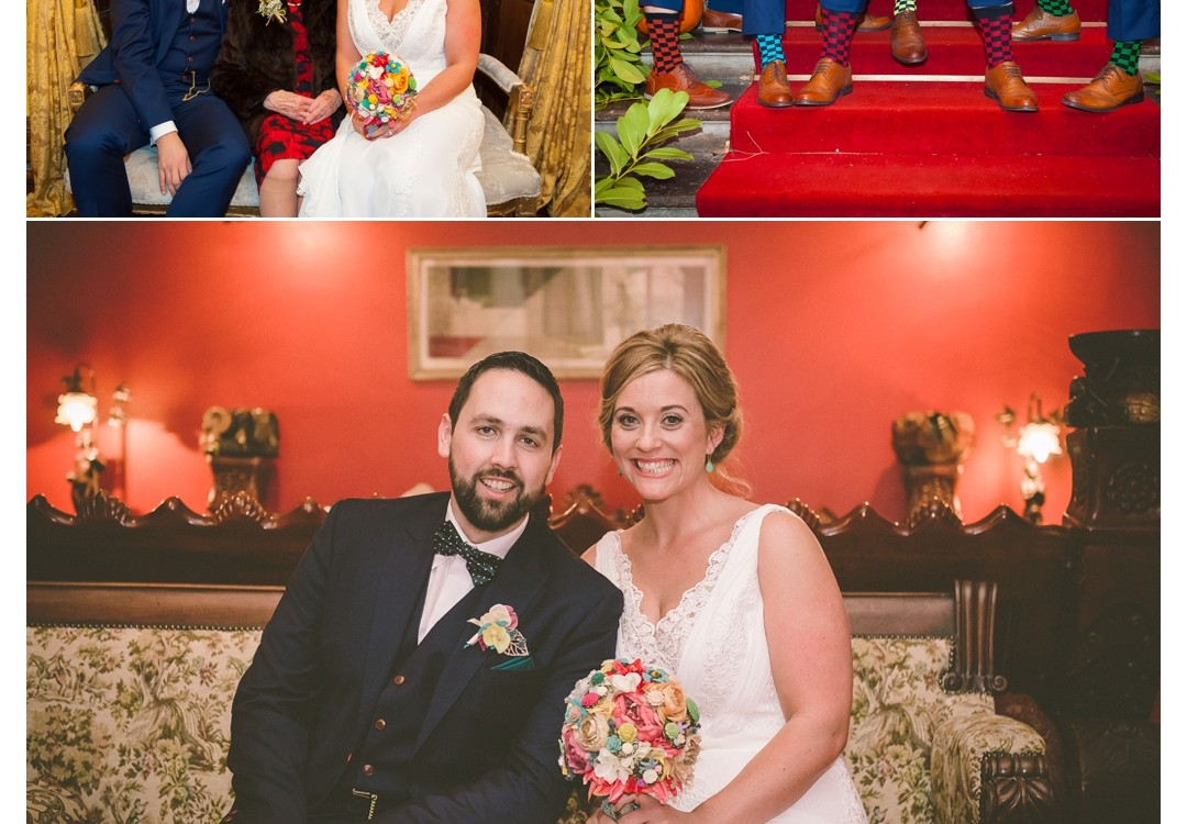 Linda & Connor - Kinnitty Castle