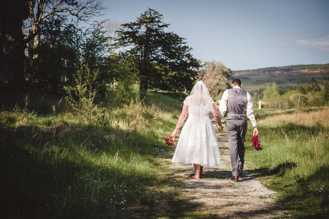 Liz & Travis - Kilronan Castle