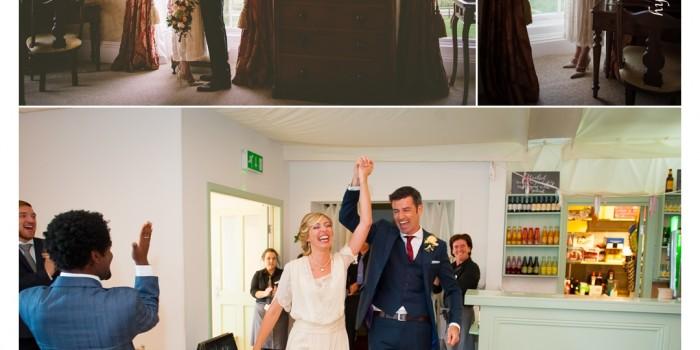 Jane & Barry - Horetown House Wedding