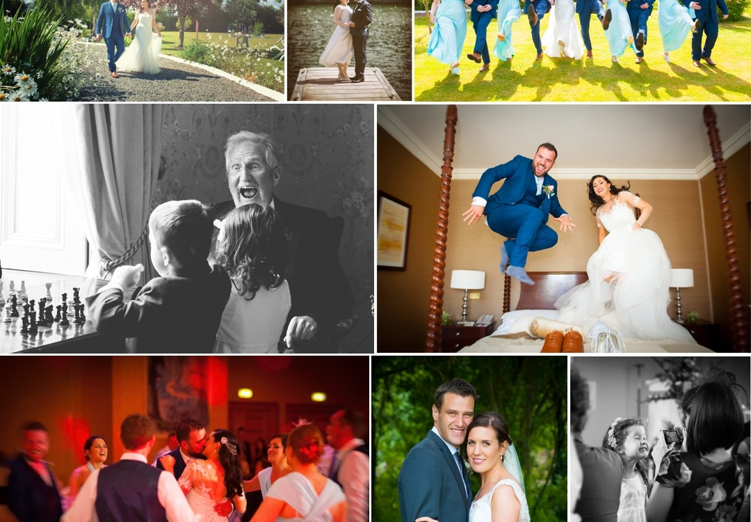 Informal and Relaxed Wedding Photography