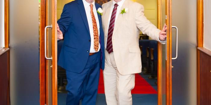 Chris & Phil - Dublin City Wedding