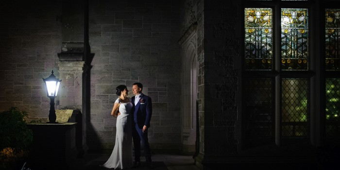 Emma & Raymond at Lough Rynn
