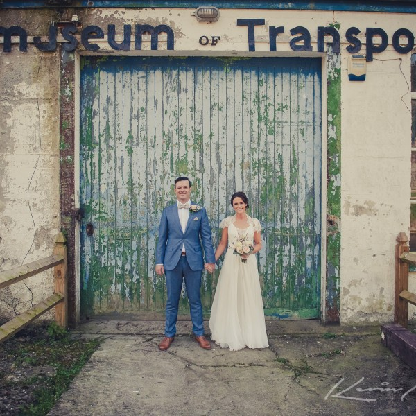 Tracey & Charles at the Millhouse, Slane