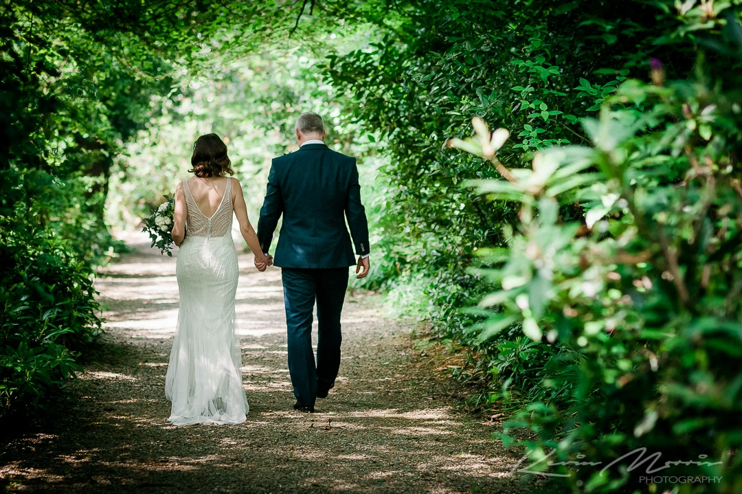 Amy & Eoins summer wedding at Marlfield House, Wexford