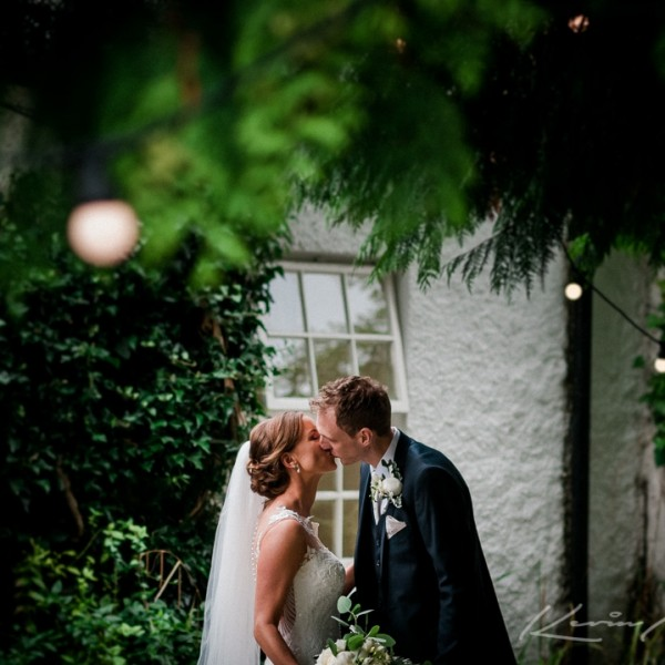Jenni and Declans fab Rathsallagh House wedding