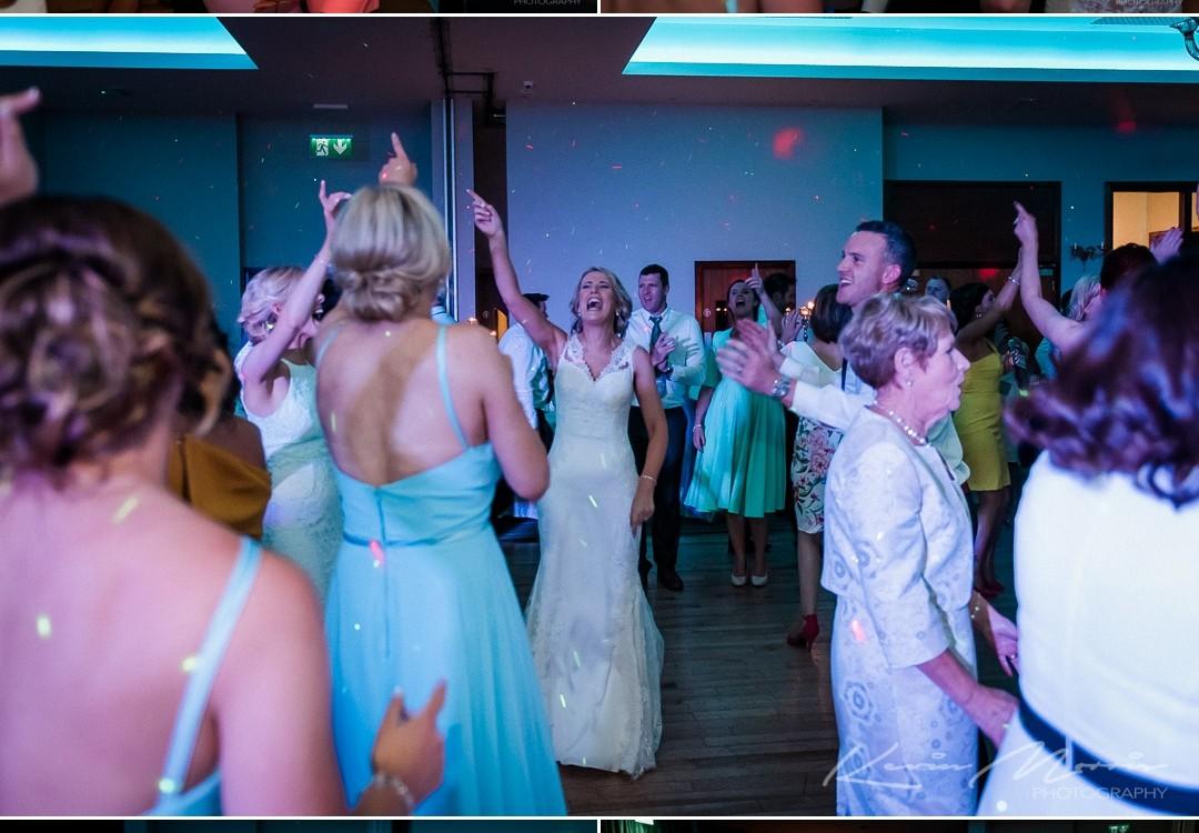Linda & Michaels fun filled wedding