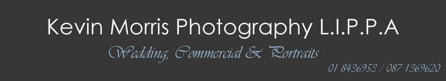 Kevin Morris Photography LIPPA logo