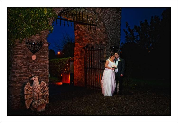 Catriona & Chris - Darver Castle 31st Oct