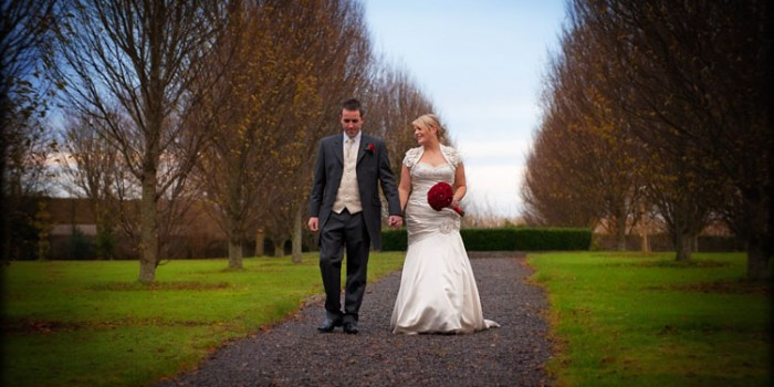 Lisa & Andy - Barberstown Castle
