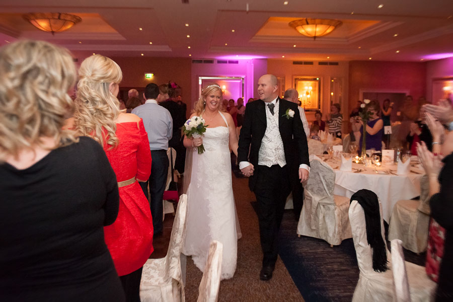 Louise & Ciaran - Mount Wolesley Hotel and Spa - NYE 2012