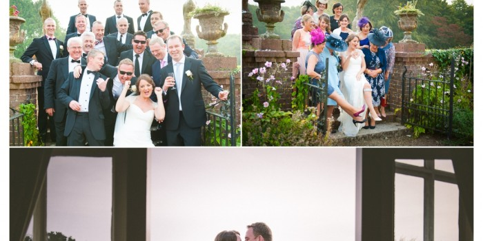 Clarie & Dylan - Dunbrody House