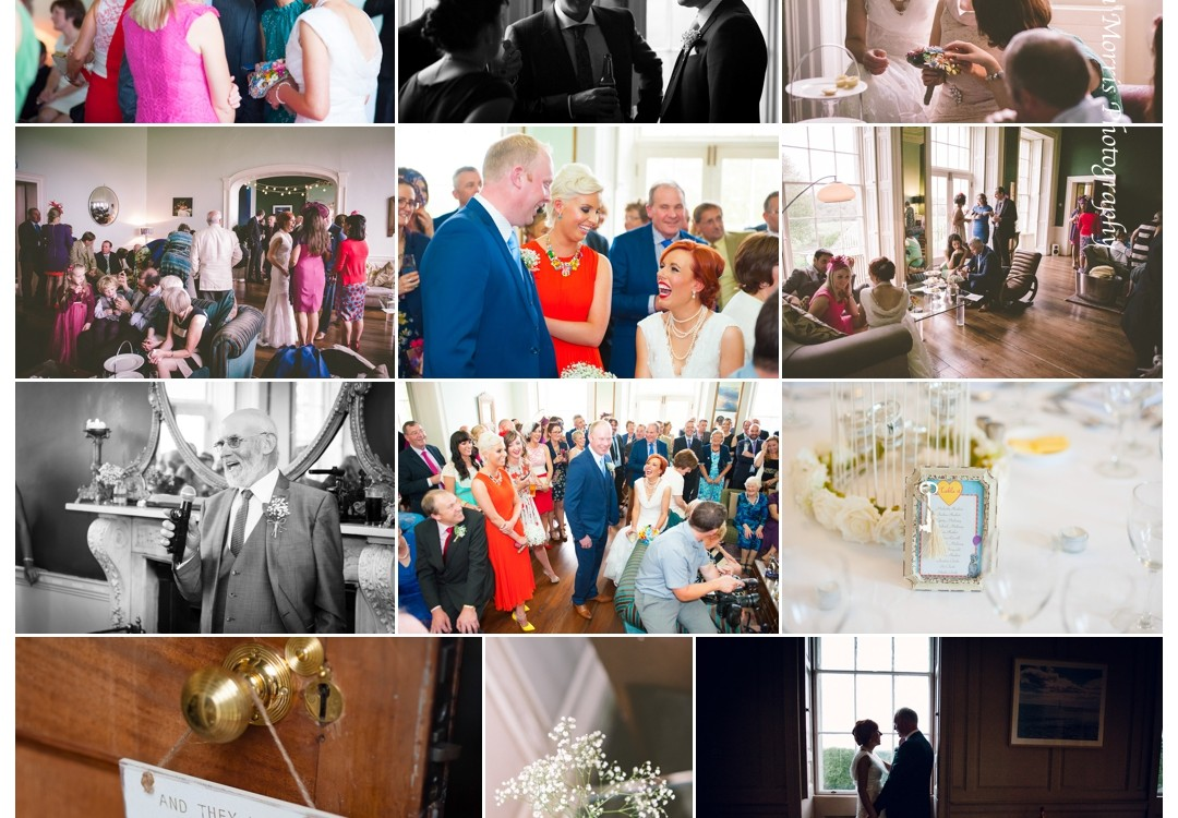 Julie & Nigels Quirky Wedding - Kilmainham Wood & Bellinter House