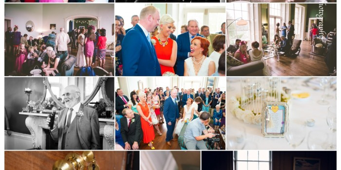 Julie & Nigels Quirky Wedding - Kilmainham Wood & Bellinter House