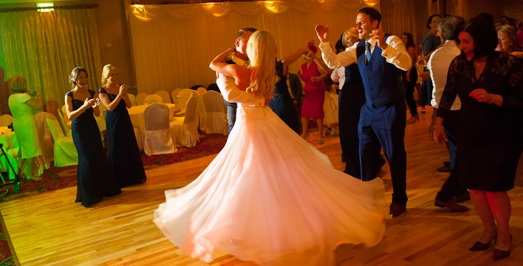 Real Weddings Galway: Claddagh Church & Galway Bay Hotel