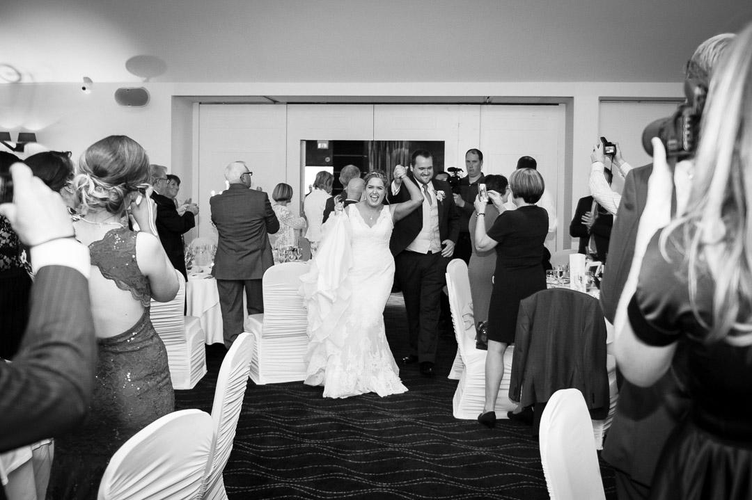 Rachael & Collie - Tulfarris Wedding - Feedback
