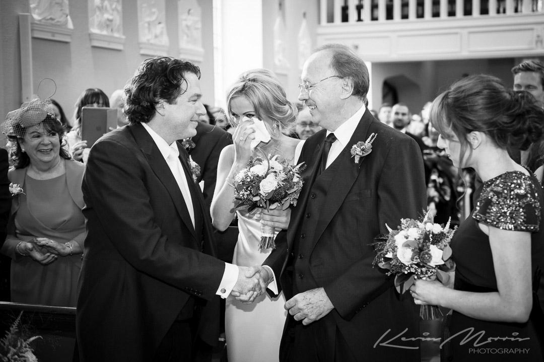 Kilshane House wedding of Jodi & Johnno
