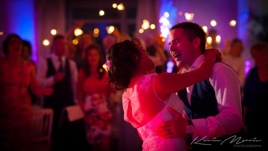 Summerhill House Hotel wedding of Linda & Derek