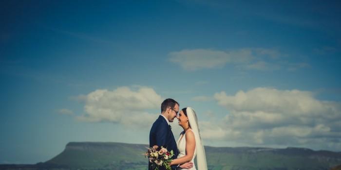 Christina and Christophers fab Sligo wedding