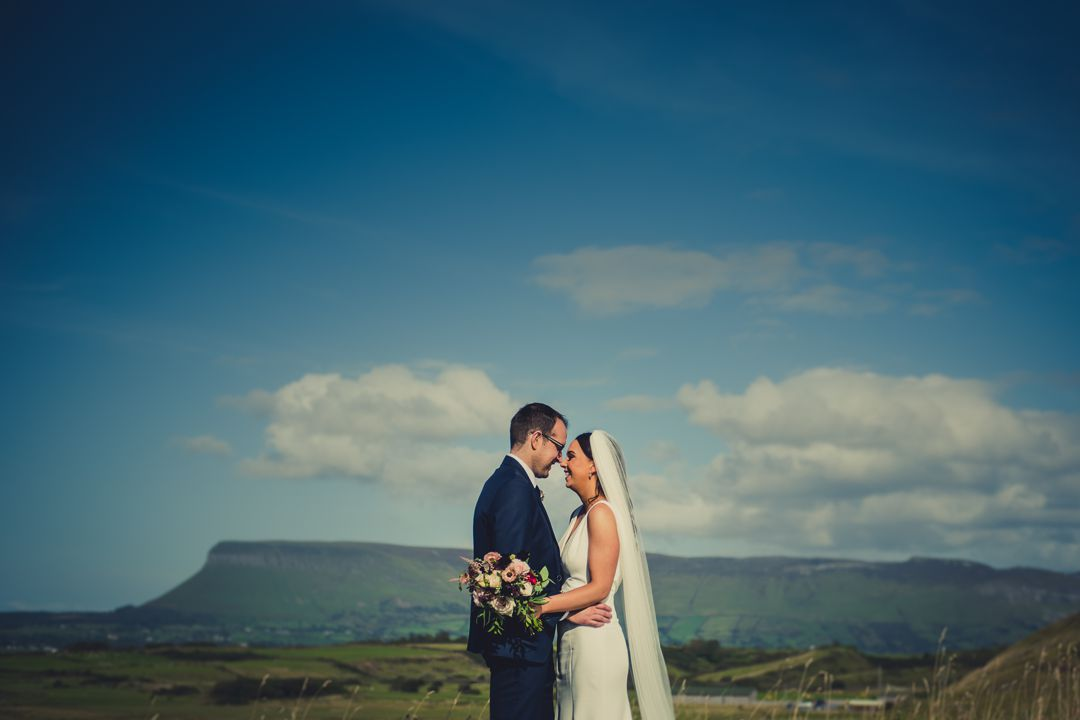 Christina and Christophers fab Sligo wedding