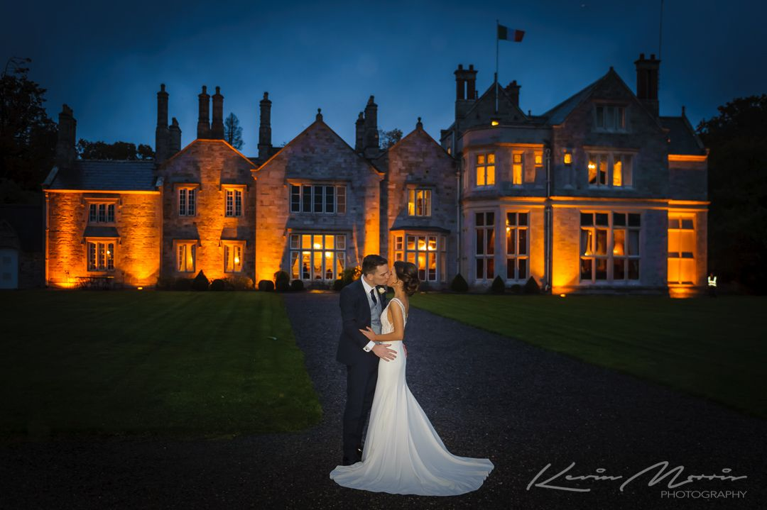 Siobhan and Frankie - Autumn loveliness at Lough Rynn Castle