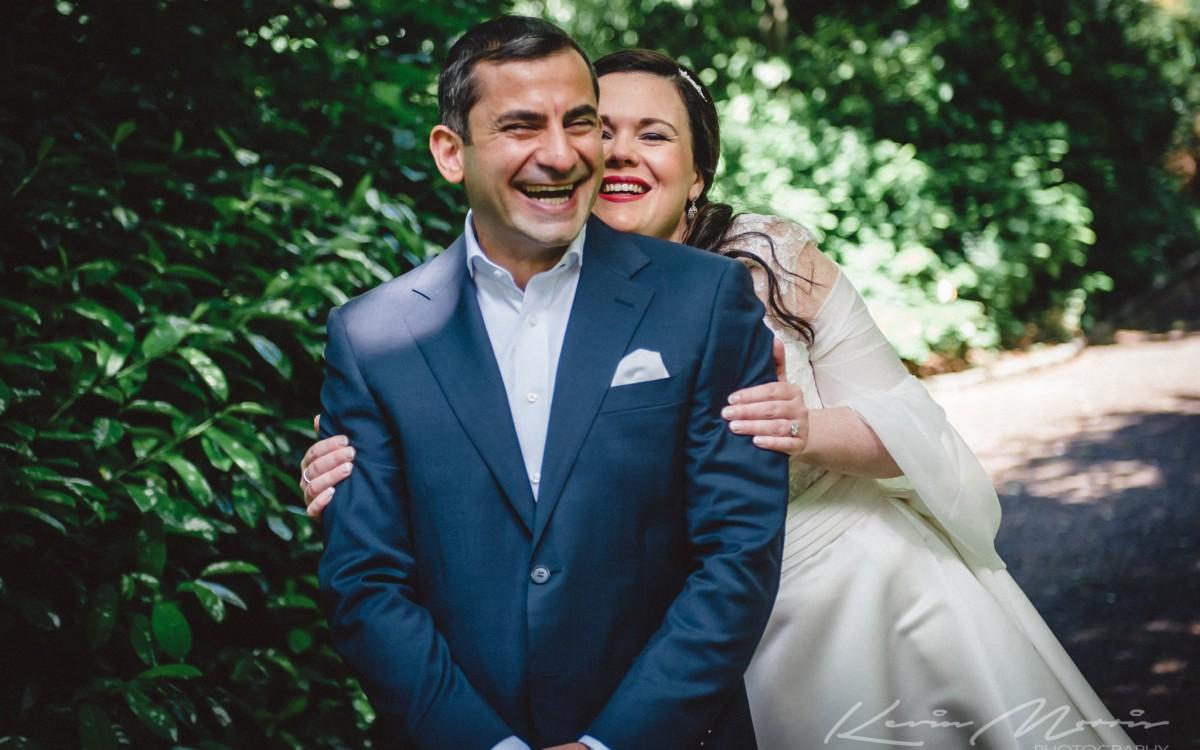 Niamh & Ramtins Dublin City Micro Wedding