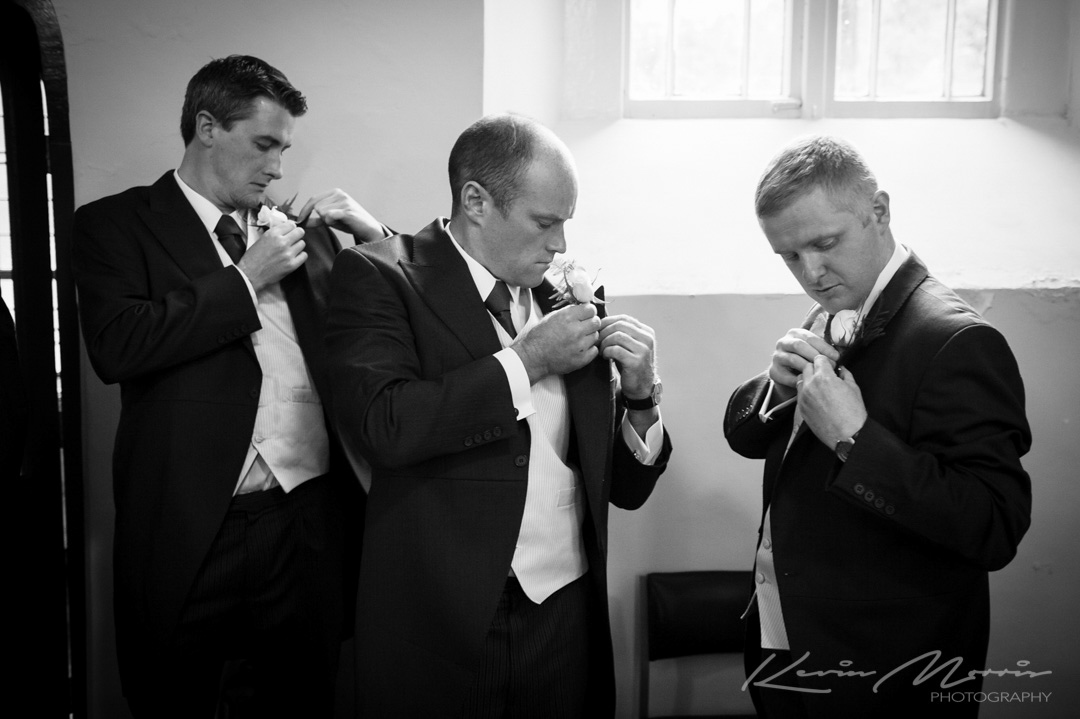informal and fun wedding photography by kevin Morris