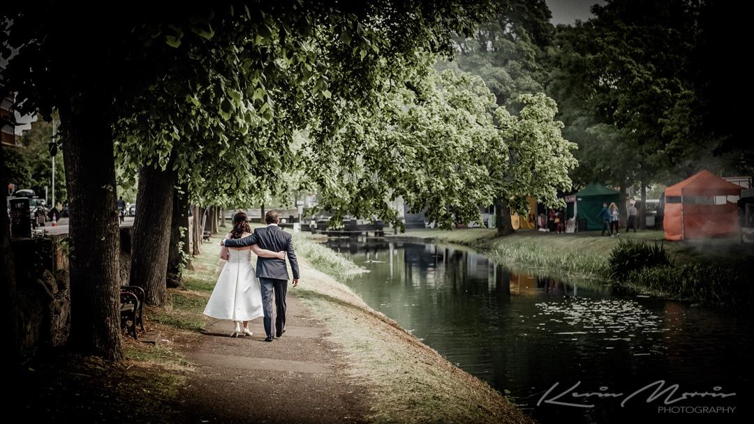 Dublin City Wedding of Niamh & Ramtin